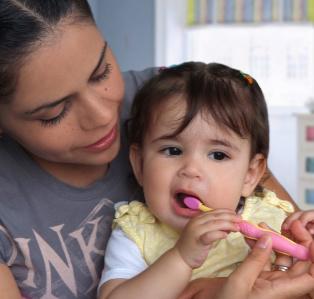 Kinderbehanldung zahnarzt